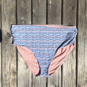 💥5/$25 aerie Swim Hi-Rise Bottoms